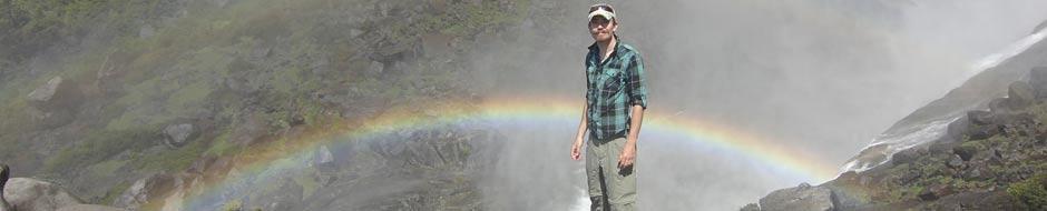 Yosemite Falls Spraybow