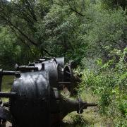 More abandoned machinery