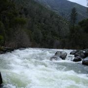 Rapids on the South Fork