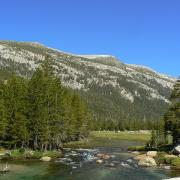 Lower Lyell Canyon