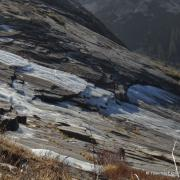 Ice on Pywiack Slabs