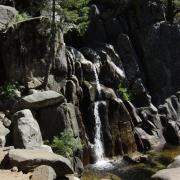 Lower cascades in low water