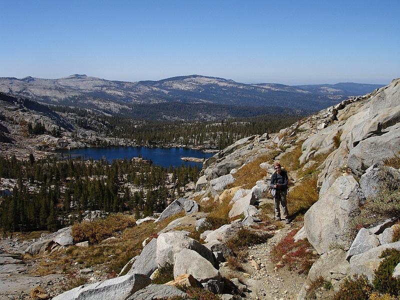 Red Peak Pass via Ottoway Lakes | Yosemite Explorer
