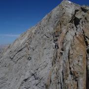 West Ridge of Mt Conness