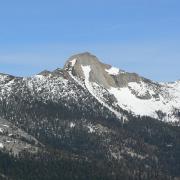 Mount Clark from Starr King