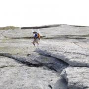 North ridge of Starr King