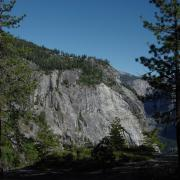 Glacier Point from Panorama trail