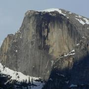 Half Dome from Oh My Gosh Point