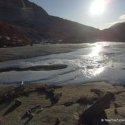 More Ice on Tenaya Creek
